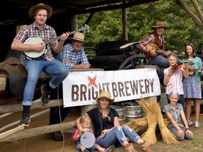 Bright Brewery Bush Dance