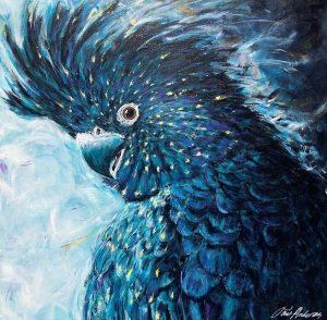 Paul Anderson-Black cockatoo