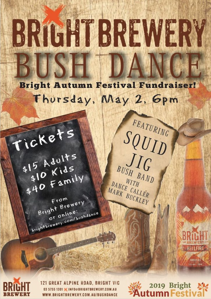 right Brewery Bush Dance 2019